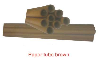 Ống giấy nâu